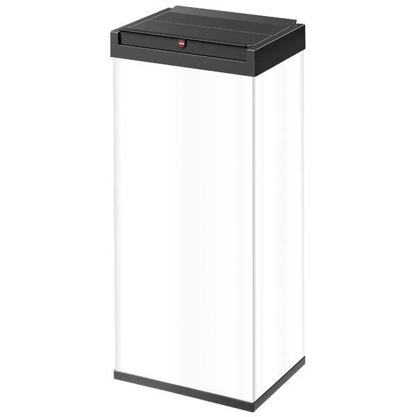 Hailo(ハイロ)ニュービッグボックス60L ホワイト(ゴミ箱・ダストBOX) 60082