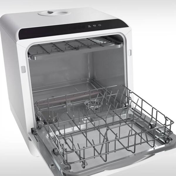 AINX 食器洗い乾燥機 工事不要 食洗機 卓上 ブラック 家電製品 AX-S3W|happinesnet-stora|05