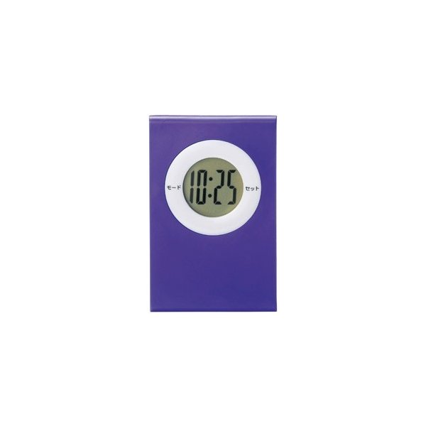 置き時計 デジタル クリッパー ギフト 粗品 記念品 景品 プレゼント ノベルティ happinesnet-stora 02