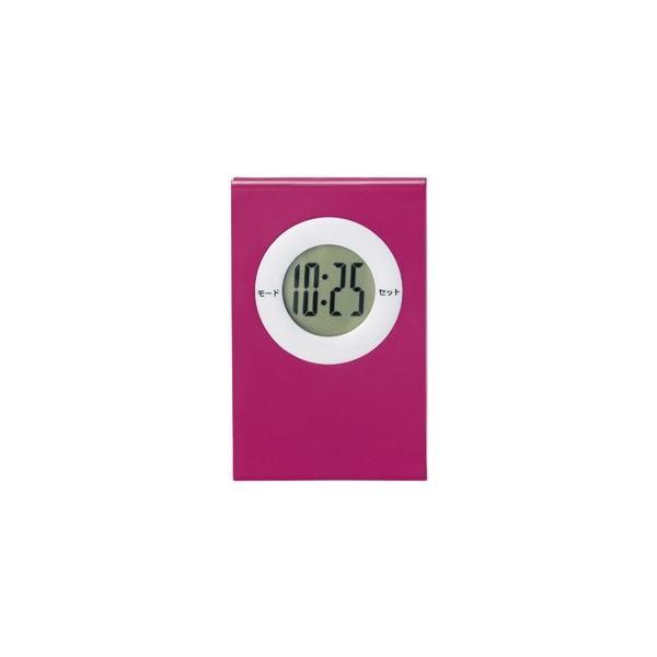 置き時計 デジタル クリッパー ギフト 粗品 記念品 景品 プレゼント ノベルティ happinesnet-stora 04