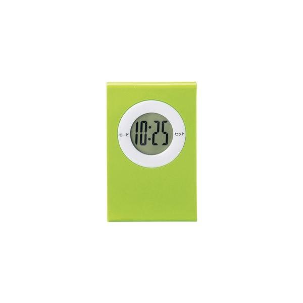 置き時計 デジタル クリッパー ギフト 粗品 記念品 景品 プレゼント ノベルティ happinesnet-stora 05