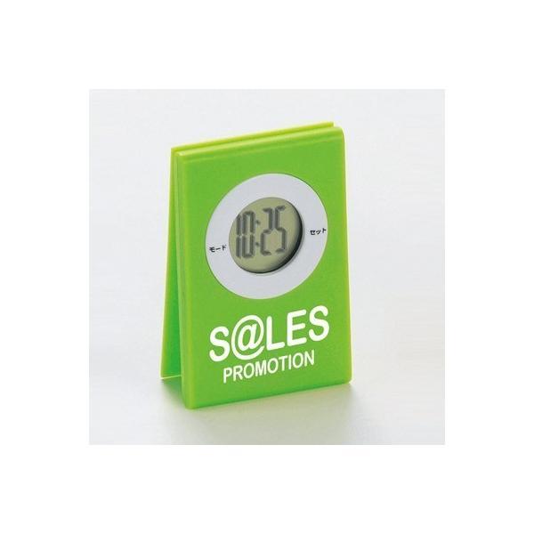 置き時計 デジタル クリッパー ギフト 粗品 記念品 景品 プレゼント ノベルティ happinesnet-stora 10