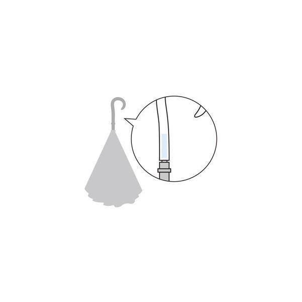 逆さ傘 逆さま傘 レディース ギフト 粗品 販促品 プレゼント ノベルティ|happinesnet-stora|06