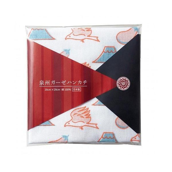 泉州タオル ガーゼハンカチ ギフト 粗品 記念品 プレゼント ノベルティ|happinesnet-stora|05