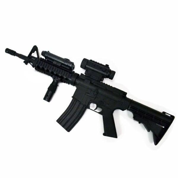 電動ガン 本体 エアガン ライフル セット M4A1 電動ガン D92H 18歳以上 フルセット ライフル p90 g36 m4 スコープ スナイパーライフル あすつく対応|happiness2014