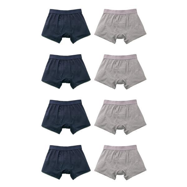 尿漏れパンツ 男性用 尿もれトランクス メンズ さわやかボクサーパンツ  10枚組|happiness7-store