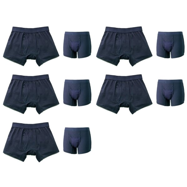 尿漏れパンツ 男性用 尿もれトランクス メンズ さわやかボクサーパンツ  10枚組|happiness7-store|04