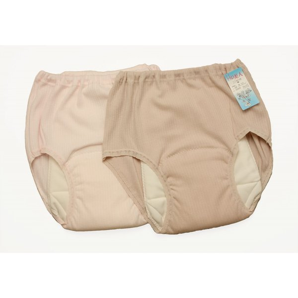 尿漏れパンツ 女性用 中失禁ショーツ しっかり安心150cc対応 2枚組|happiness7-store|04