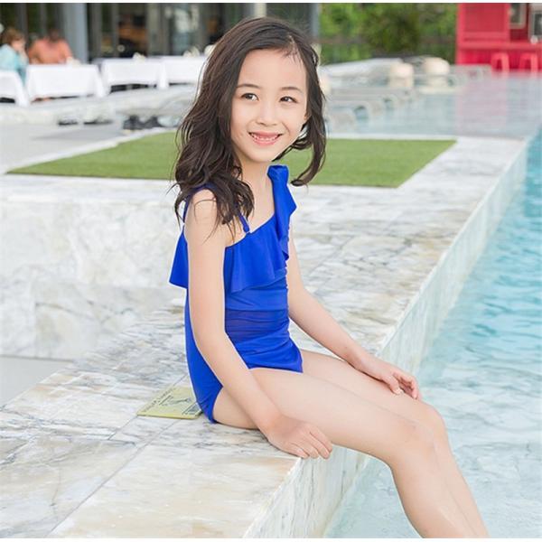 2色 超可愛 子供服 一体型 水着 女子 女児  子供 海水浴 練習 温泉 水着  サロペット キッズ 女の子  女児用 キッズ  アウトドア happinesscamel 05