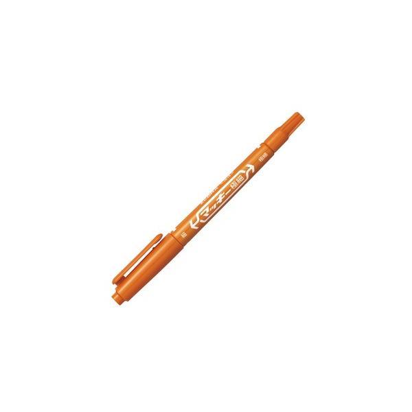 (業務用300セット) ZEBRA ゼブラ 油性ペン/マッキー 〔極細 0.5mm/茶〕 MO-120-MC-E