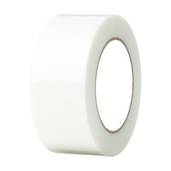 (まとめ)寺岡製作所 養生テープ 50mm×50m 透明 TO4100T-50 1巻 〔×5セット〕
