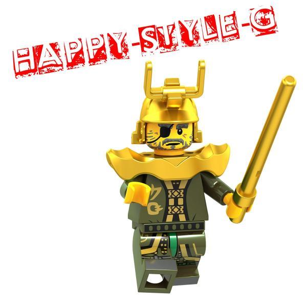 レゴ レゴブロック LEGO レゴミニフィグ ニンジャゴー 忍者8体Gセット 互換品 クリスマス プレゼント|happy-style-g|05