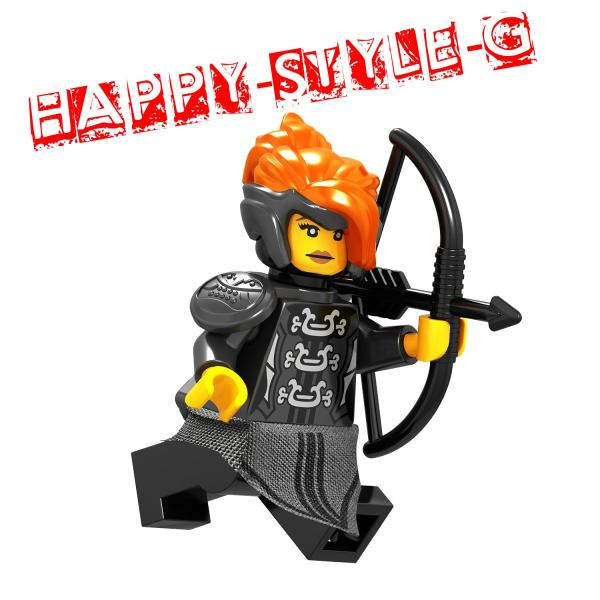 レゴ レゴブロック LEGO レゴミニフィグ ニンジャゴー 忍者8体Gセット 互換品 クリスマス プレゼント|happy-style-g|08
