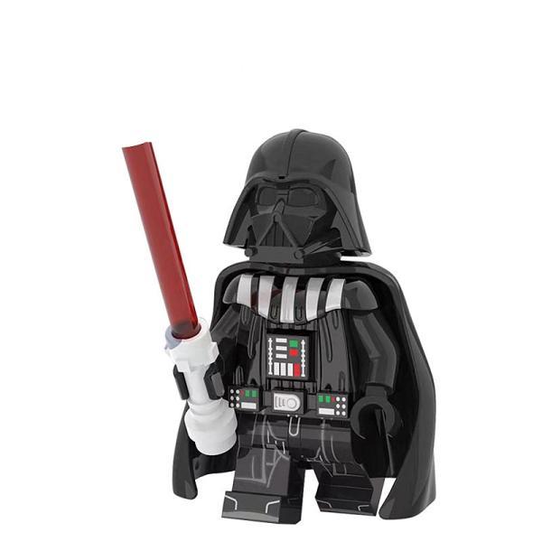 レゴ レゴブロック LEGO レゴミニフィグ スターウォーズ 8体Jセット 互換品 クリスマス プレゼント|happy-style-g|02