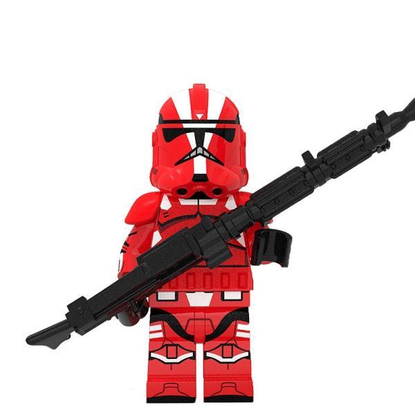 レゴ レゴブロック LEGO レゴミニフィグ スターウォーズ 8体Jセット 互換品 クリスマス プレゼント|happy-style-g|03