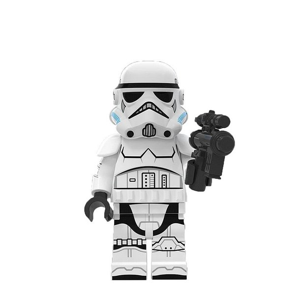 レゴ レゴブロック LEGO レゴミニフィグ スターウォーズ 8体Jセット 互換品 クリスマス プレゼント|happy-style-g|04
