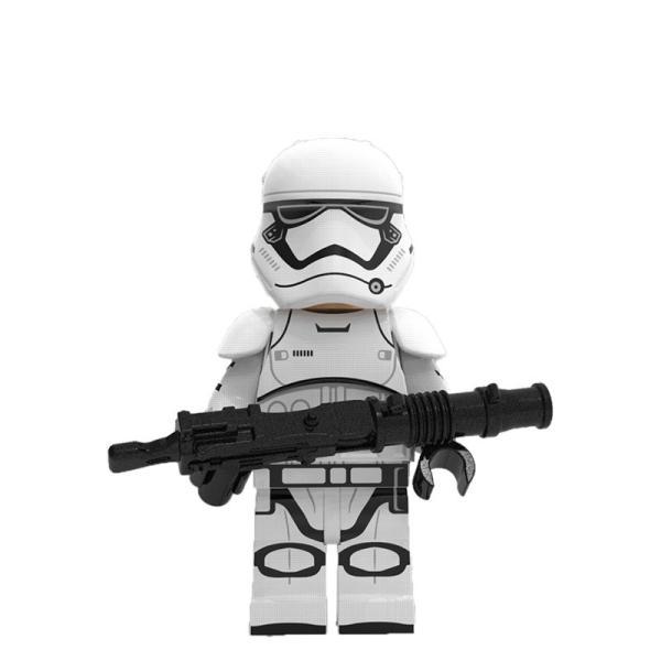 レゴ レゴブロック LEGO レゴミニフィグ スターウォーズ 8体Jセット 互換品 クリスマス プレゼント|happy-style-g|05
