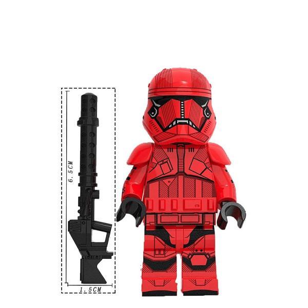 レゴ レゴブロック LEGO レゴミニフィグ スターウォーズ 8体Jセット 互換品 クリスマス プレゼント|happy-style-g|06