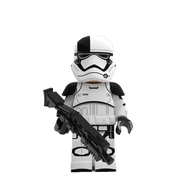 レゴ レゴブロック LEGO レゴミニフィグ スターウォーズ 8体Jセット 互換品 クリスマス プレゼント|happy-style-g|07