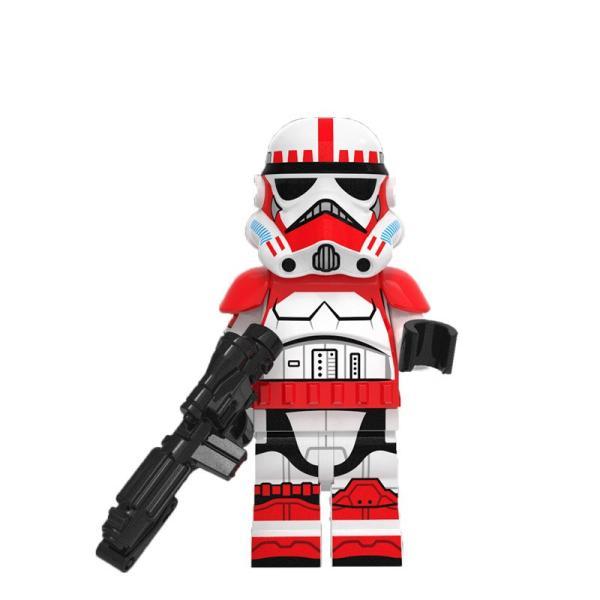 レゴ レゴブロック LEGO レゴミニフィグ スターウォーズ 8体Jセット 互換品 クリスマス プレゼント|happy-style-g|08