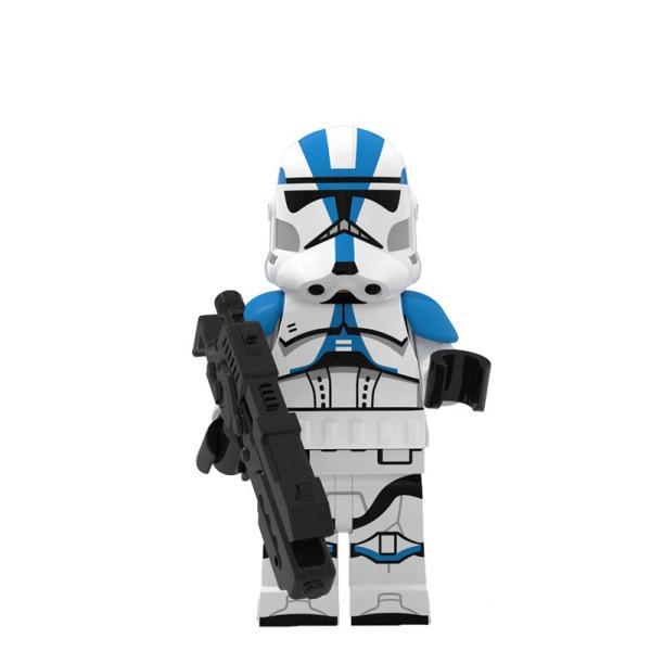 レゴ レゴブロック LEGO レゴミニフィグ スターウォーズ 8体Jセット 互換品 クリスマス プレゼント|happy-style-g|09