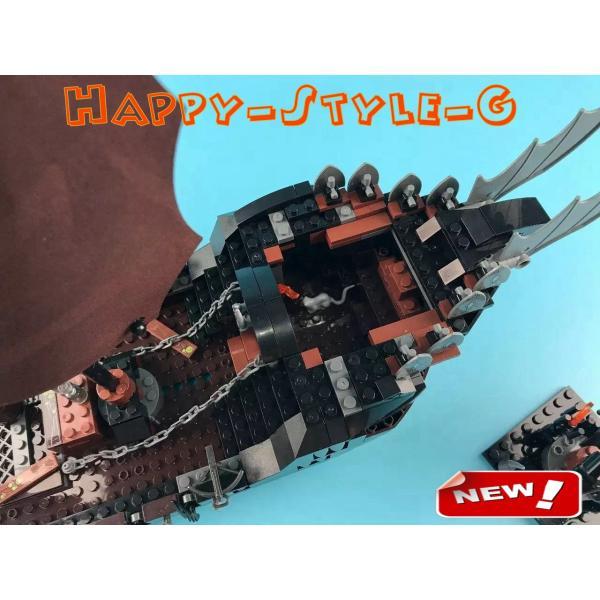 レゴ レゴブロック LEGO レゴ79008 ロード・オブ・ザ・リング海賊船アンブッシュ互換品|happy-style-g|09