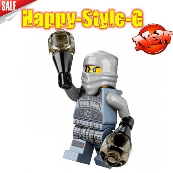 レゴ レゴブロック LEGO レゴミニフィグ ニンジャゴー 忍者8体Aセット互換品 クリスマス プレゼント|happy-style-g|09