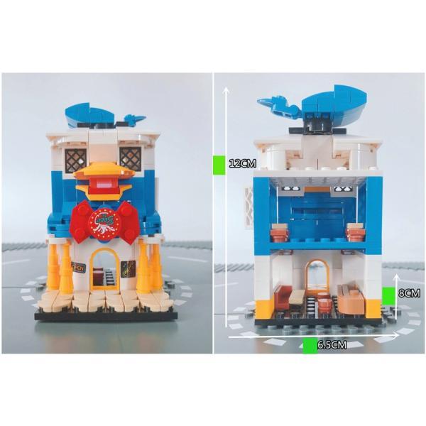 レゴ レゴブロック LEGO レゴミニモジュール式ディスショップ 他4個セット 互換品クリスマス プレゼント|happy-style-g|06