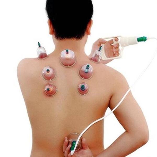 エアマッサージ器 吸い玉カップ ハンソルメディカル ポンプ マッサージ カップ 吸い玉 吸圧器 真空シリコーンシリコンカッピング|happyberry|04
