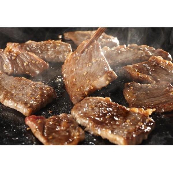 焼肉セット 焼き肉用肉詰め合わせ 〔1kg〕 味付牛カルビ・三元豚バラ・あらびきウインナー〔送料無料〕