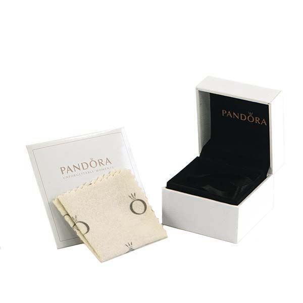 【直送】PANDORA(パンドラ) チャーム 791994CZ SILVR