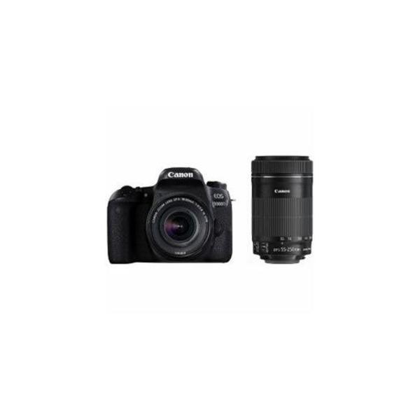 【直送】Canon EOS9000D-WKIT デジタル一眼カメラ「EOS 9000D」ダブルズームキット EOS9000DWZOOMKIT|happyconnect