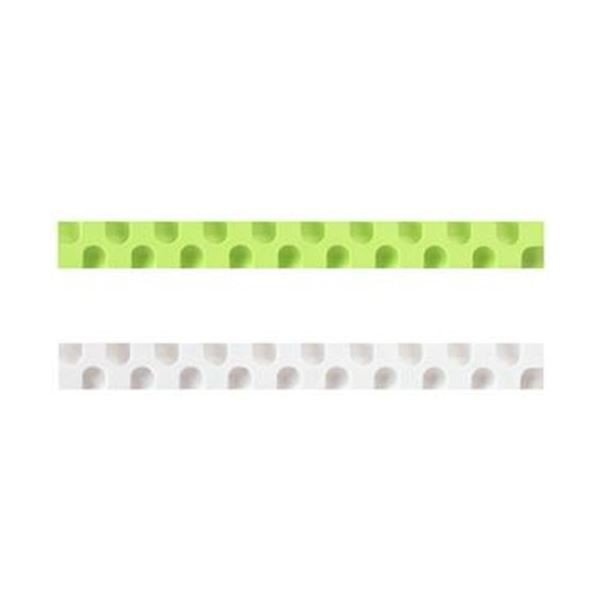 コクヨ 消しゴム カドケシスティックつめ替え用消しゴム(ライトグリーン・ホワイト)ケシ-U600-4 1セット(20本:2本×10パック)〔×10セット〕〔送料無料〕