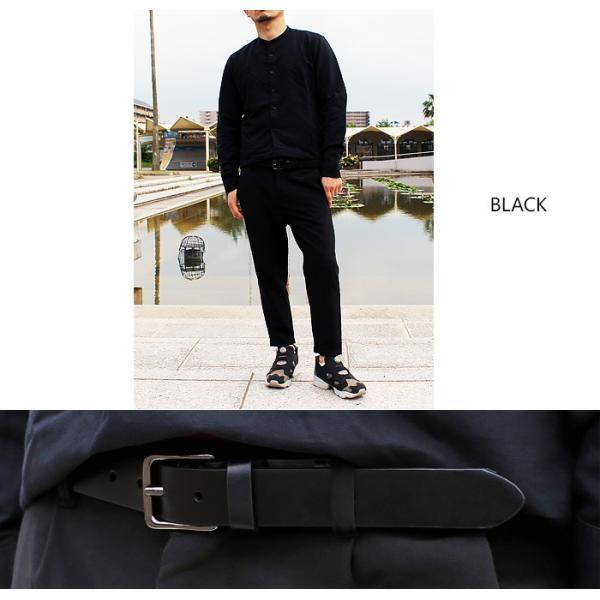 ベルト メンズ ベルト レディース レザーベルト シンプル メール便不可|happyexp|06