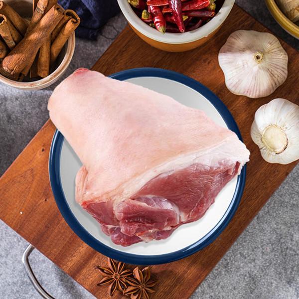 【令和記念ポイント3倍】冷凍豚蹄膀 生豚すね肉 骨付き肉 豚肘子 不定貫1点約0.9~1.3kg前後 1kgあたり2350円 重量×単価(2350円/1kg)=金額となります