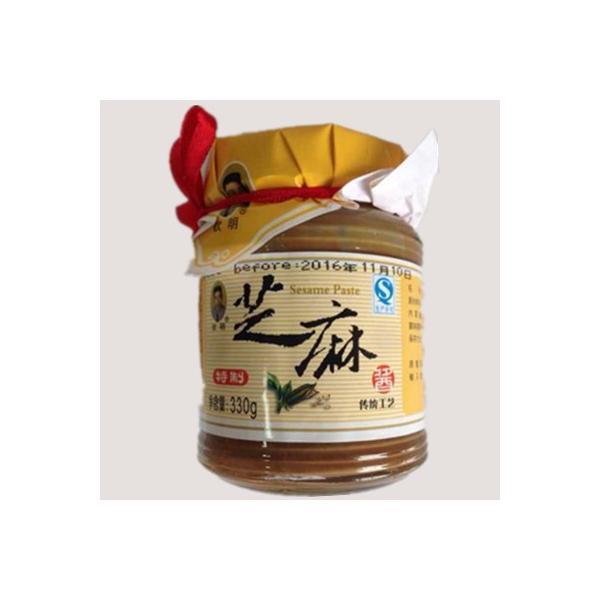 【15%OFF】チーマージャン河南芝麻醤 業務用 すりごまみそ 330g 中華食材 中国物産