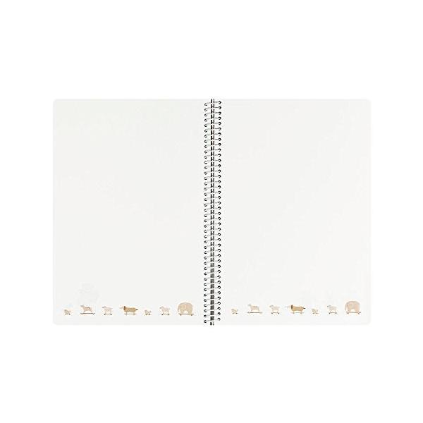 ミドリ 手帳 日記 HF ダイアリー 育児 A5 26007006|happysmiles|11