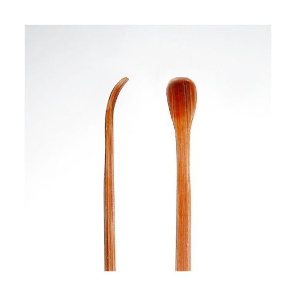 匠の技 最高級天然煤竹(すすたけ) 耳かき 2本組み G-2153|happysmiles|03
