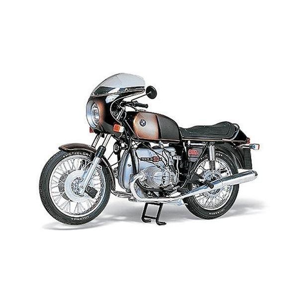 タミヤ 1/6 オートバイシリーズ No.8 BMW R90S プラモデル 16008|happystorefujioka