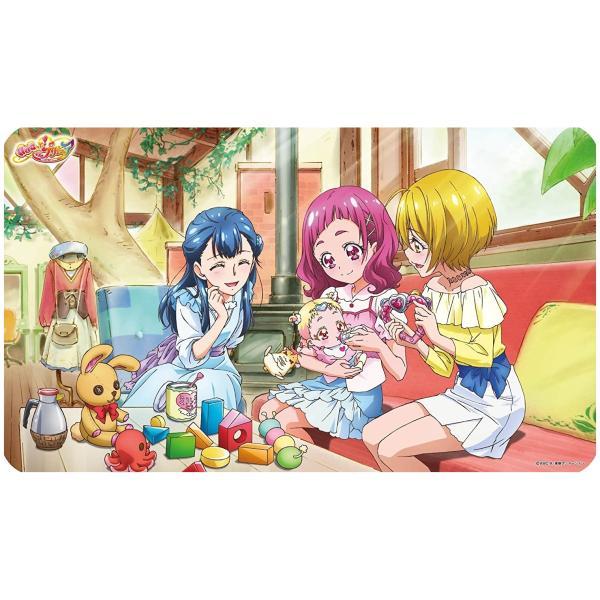 HUGっとプリキュア キャラクターラバーマット ENR-028 エンスカイ