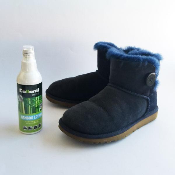 collonil コロニル オーガニックバンブーローション 革靴用クリーナー 汚れ落とし happyvalue 02