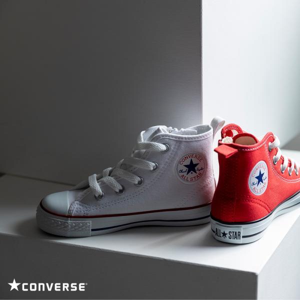 コンバース CONVERSE CHILD ALL STAR N Z HI  チャイルド オールスター N Z HI  正規品 ブランド ロゴ入り キッズ シューズ 靴 ハイカット