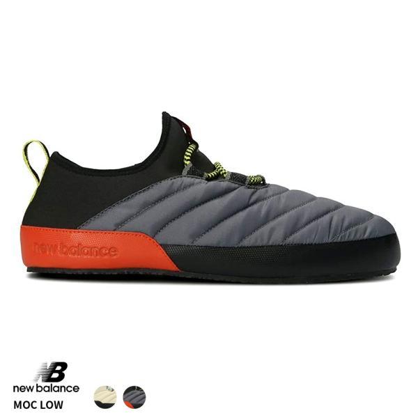 ニューバランスNewBalanceNBMOCLOWSUFMOCレディースメンズシューズ靴スニーカーNロゴ軽量撥水加工アウトドア
