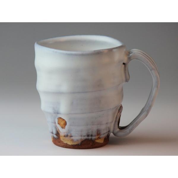ホッと一息のコーヒータイムに庄圭一郎作のマグカップをご紹介