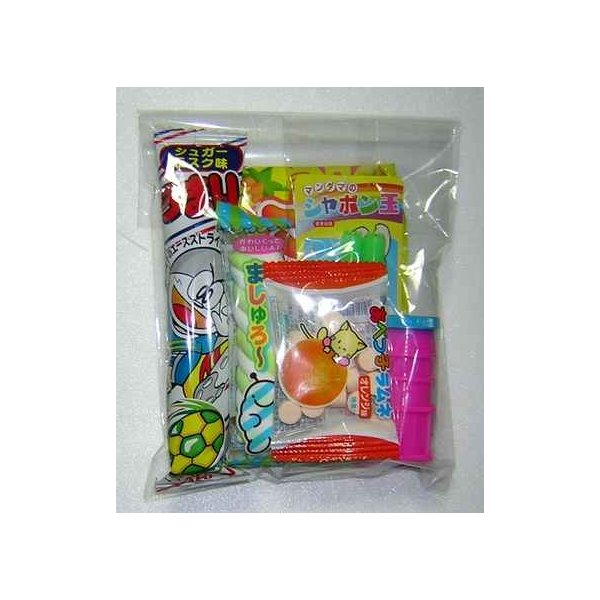 お菓子 駄菓子 詰め合わせ 玩具入り 100円   子供 景品 ギフト シャボン玉