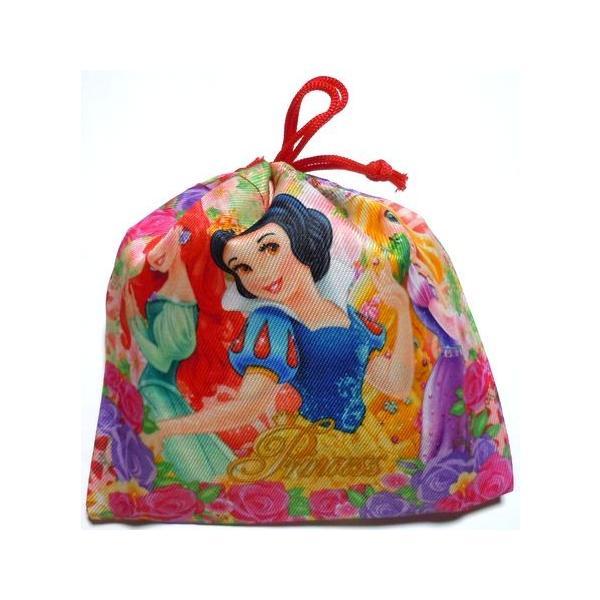 お菓子 駄菓子 詰め合わせ ディズニー プリンセス 巾着袋入り 100円  子供会 幼稚園 学校行事 夏祭り