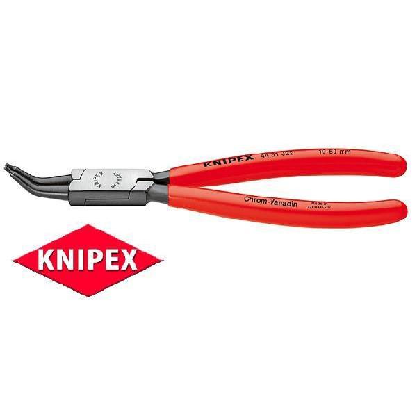 KNIPEX クニペックス 45°スナップリングプライヤー 穴用 4431-J32
