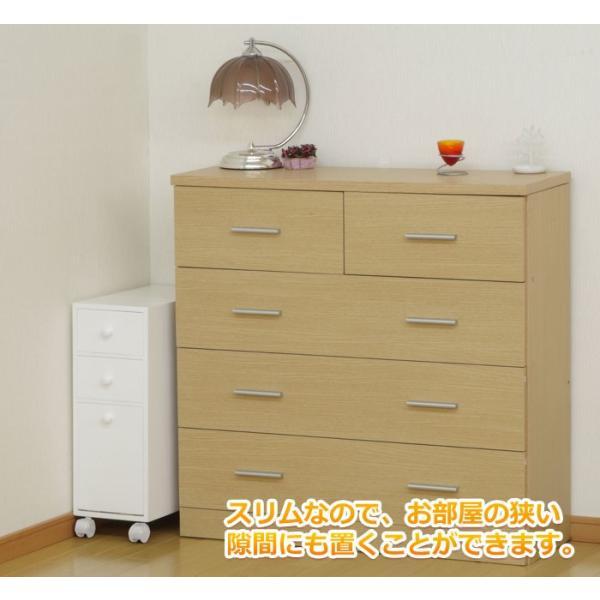 アクセサリーケース 多収納 スリム コスメボックス ワゴン ホワイト 鏡台 ミラー ドレッサー チェスト かわいい おしゃれ 化粧台 メイクボックス|harda-kagu|06