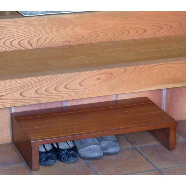 玄関床 玄関台 踏み台 玄関ステップ台 木製 玄関ステップ 木製玄関ステップ ステップ 式台 玄関踏み台 靴収納 lくつ収納 靴 くつ クツ 収納 玄関収納|harda-kagu|02