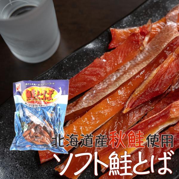 国産 北海道産 根室産 ソフト鮭とば 500g(袋入) サケ さけ シャケ 秋鮭 珍味 おつまみ 干物 グルメ お取り寄せ 産地直送
